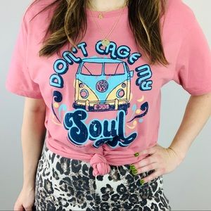 Don't Cage My Soul Graphic Tee